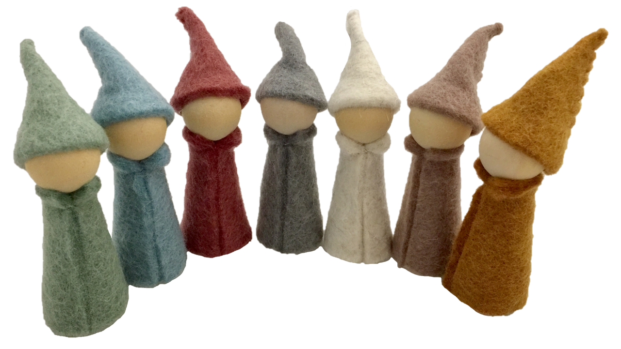 Earth Gnomes by Papoose Toys