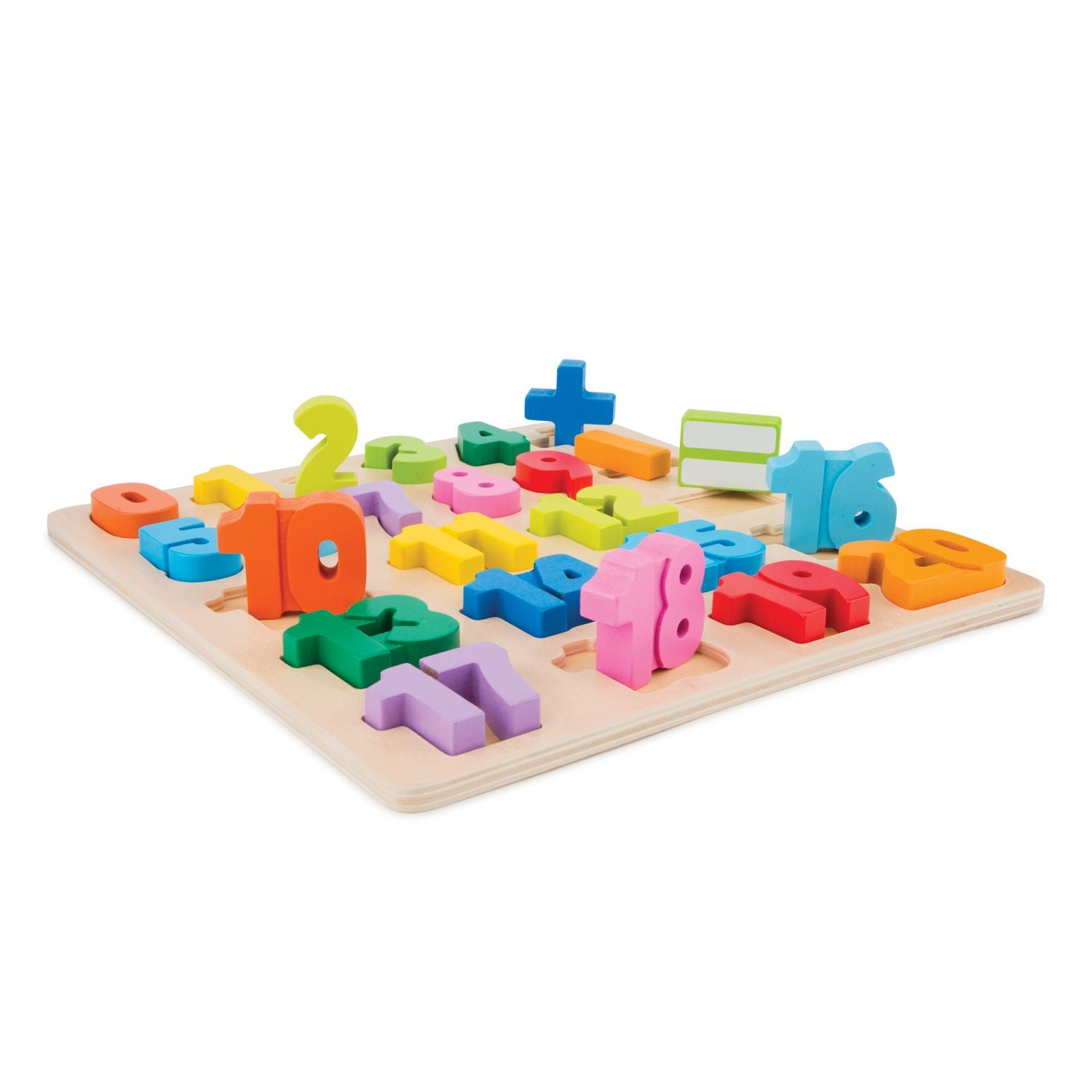 Number Puzzle by New Classic Toys