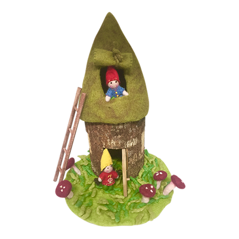 Summer Fairy House Set by Papoose Toys