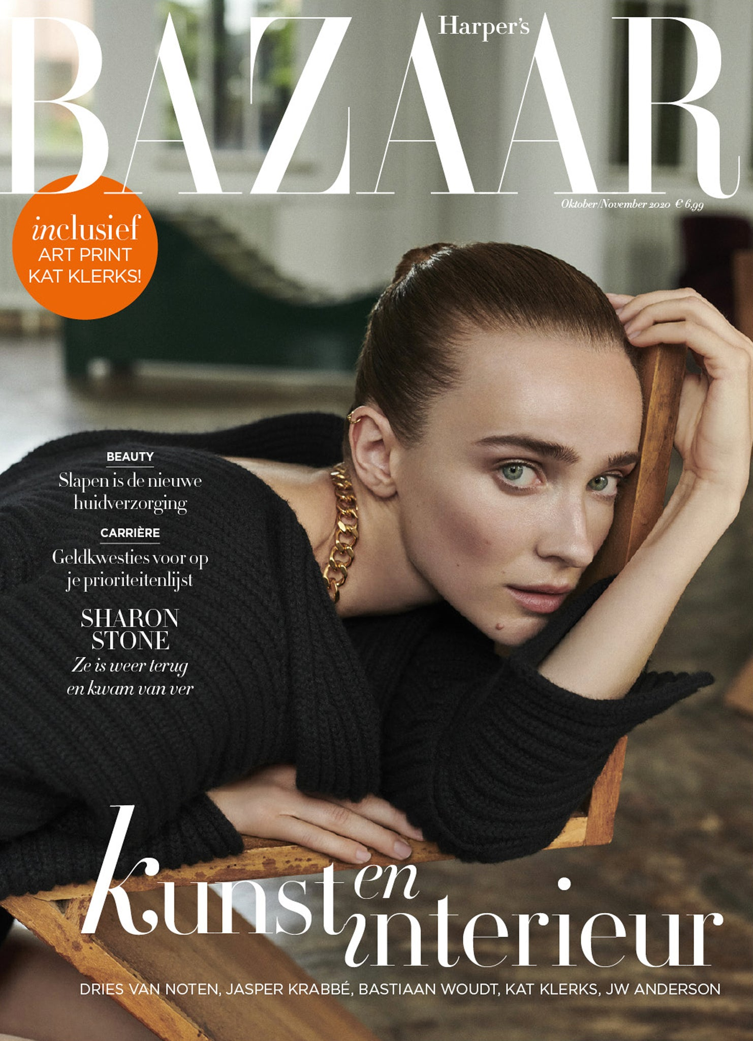Harper's Bazaar September