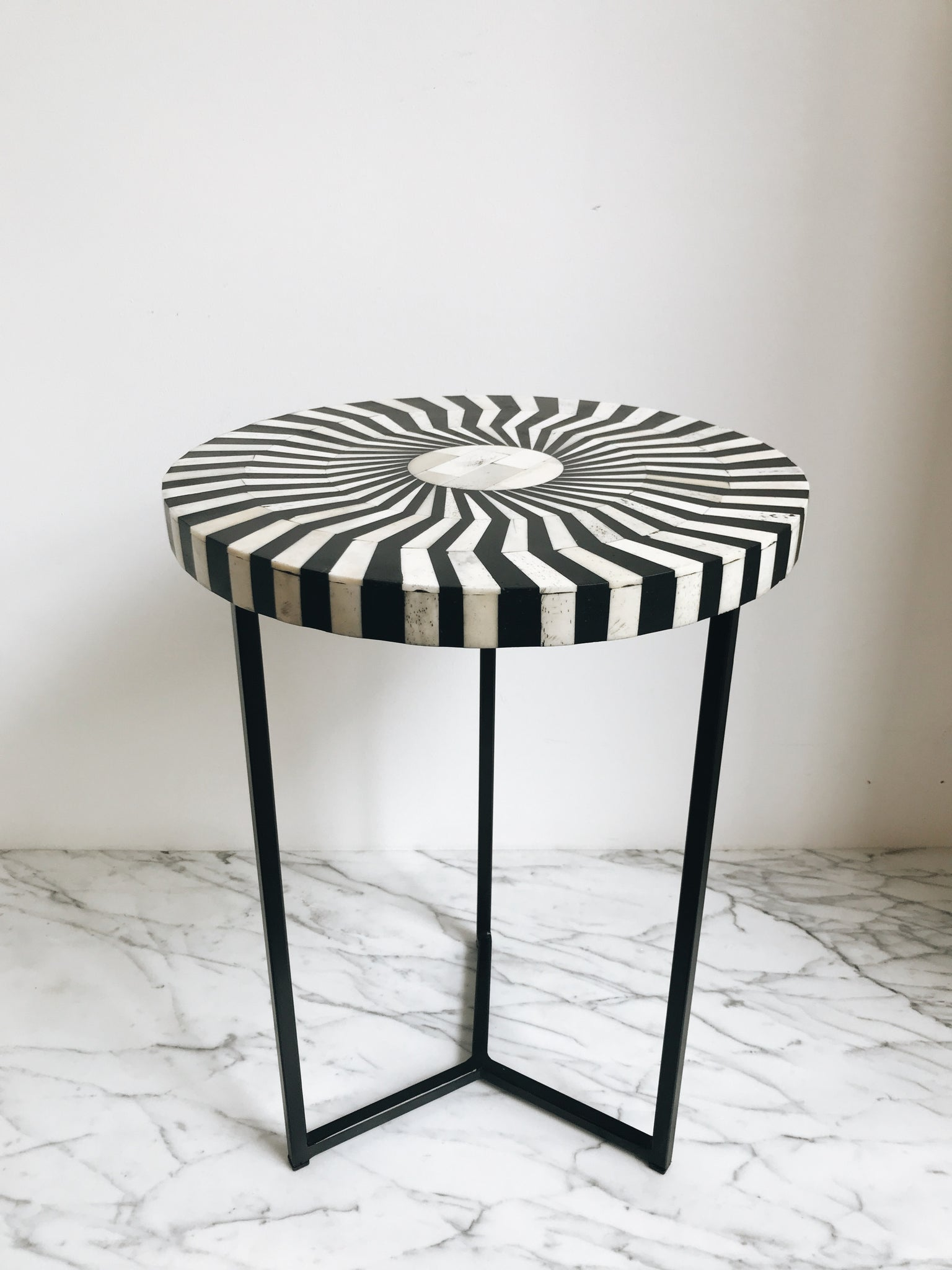 Side Table Inlay India