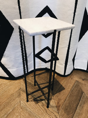 Side Table Marble Square S