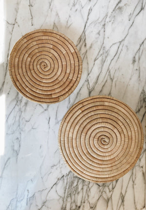 Decoration Wall Knobs Rotan - Medium