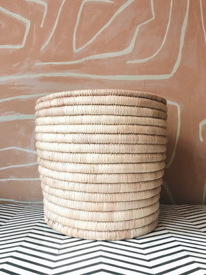 Side Table Rotan