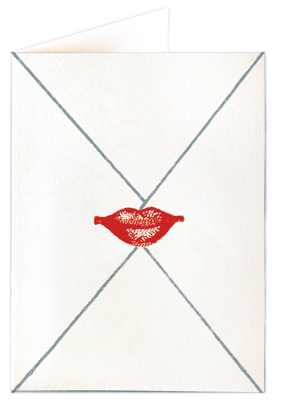 Card Sealed With a Kiss small