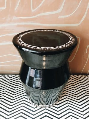 Side table Black Motive