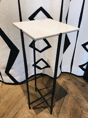 Side Table Marble Square L