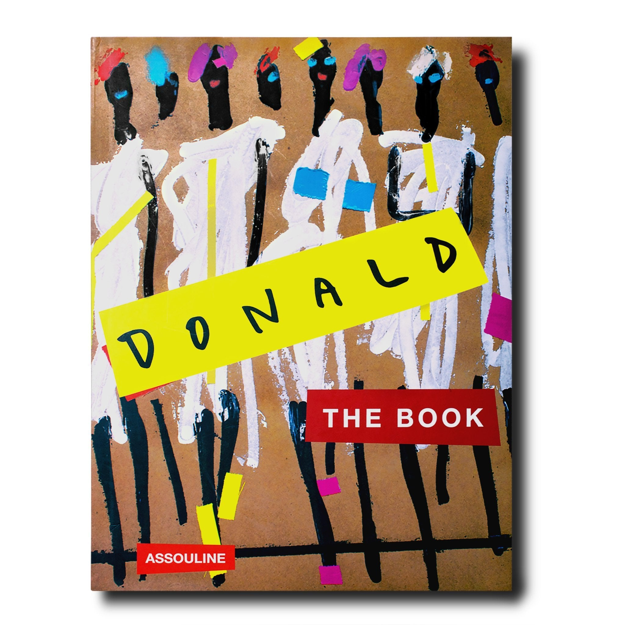 Book 'Donald: The Book'