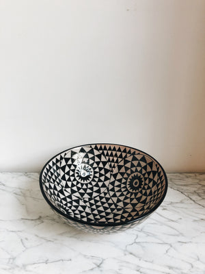 Decoration Dish Marocco