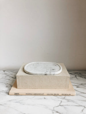 Decoration Plate Marble