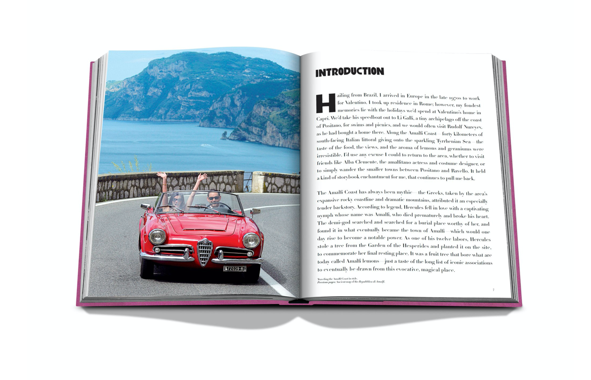 Book 'Amalfi Coast'
