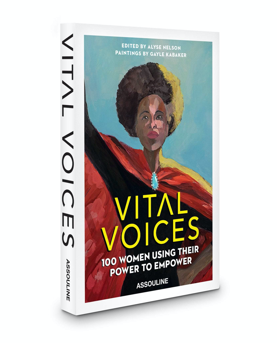 Book 'Vital Voices: 100 Women Using Their Power to Empower'
