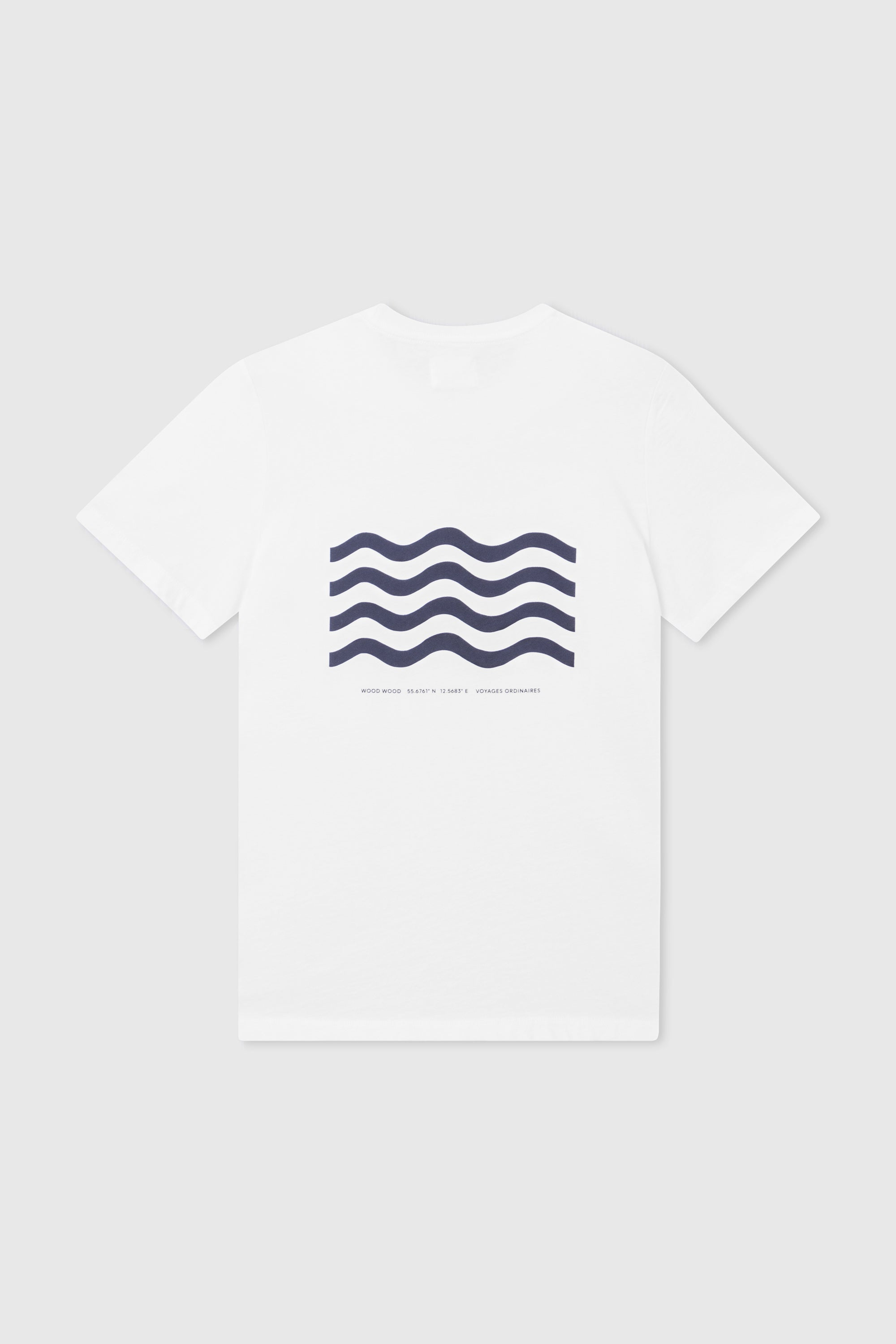 WOOD WOOD WAVE T-SHIRT
