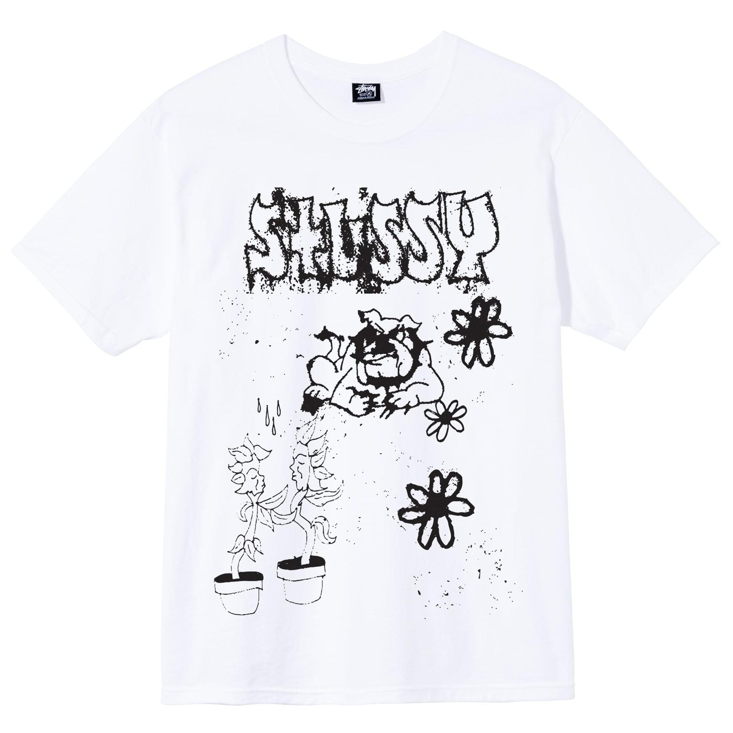 STUSSY BAD DREAM TEE