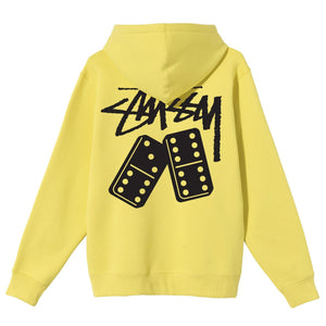 STUSSY DOMINOES HOOD