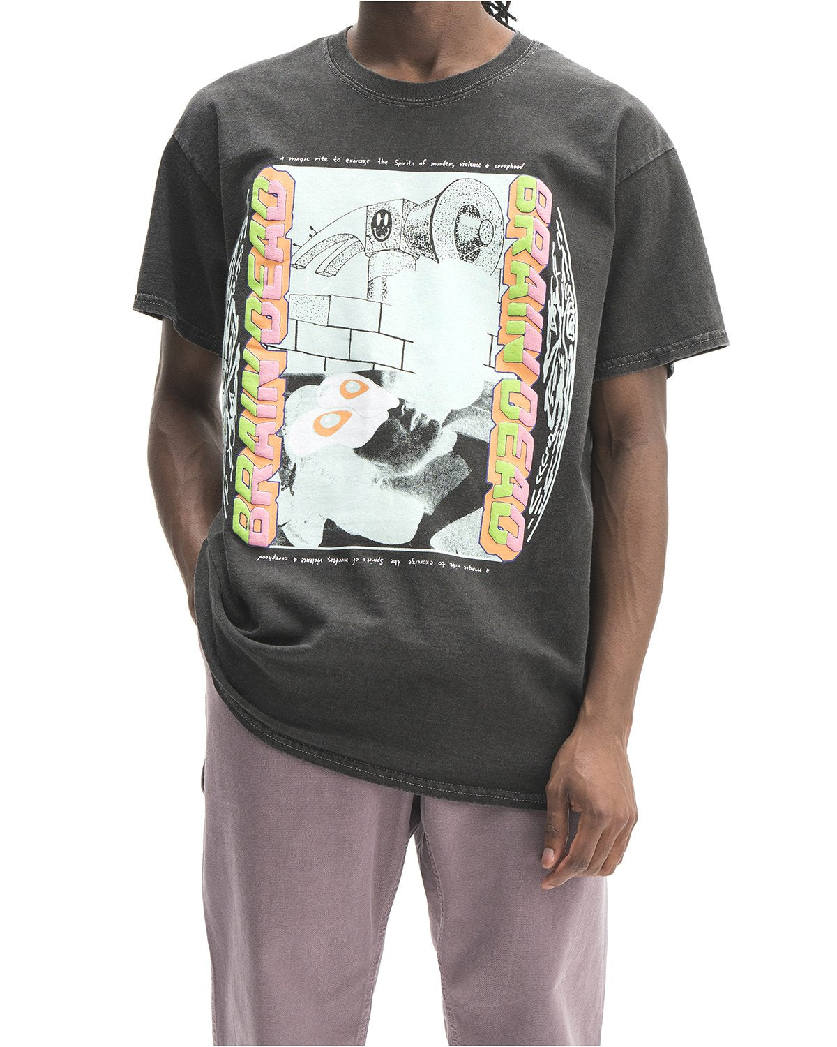 BRAIN DEAD MAGIC RITE S/S TEE