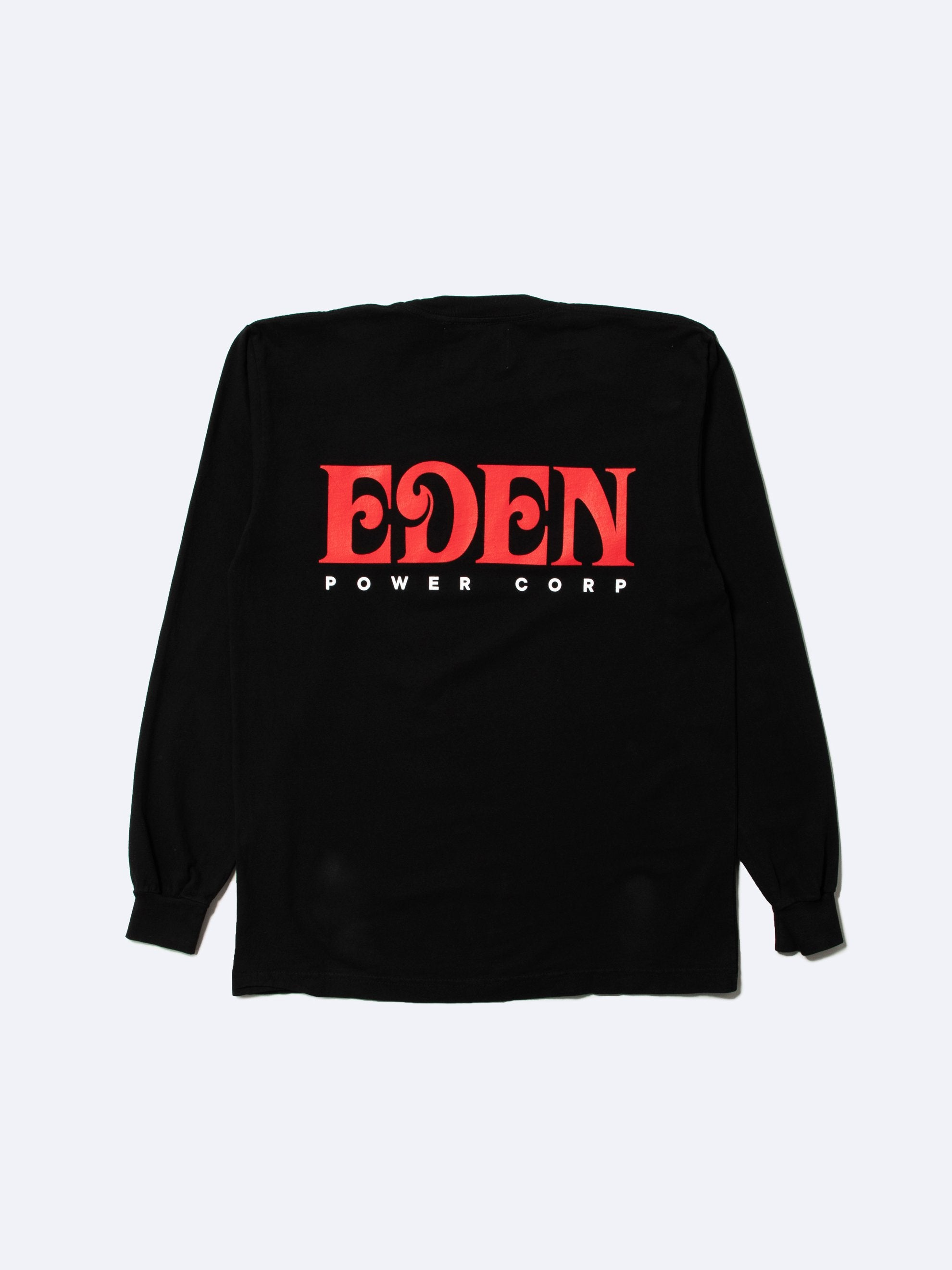 EDEN RECYCLED L/S T-SHIRT