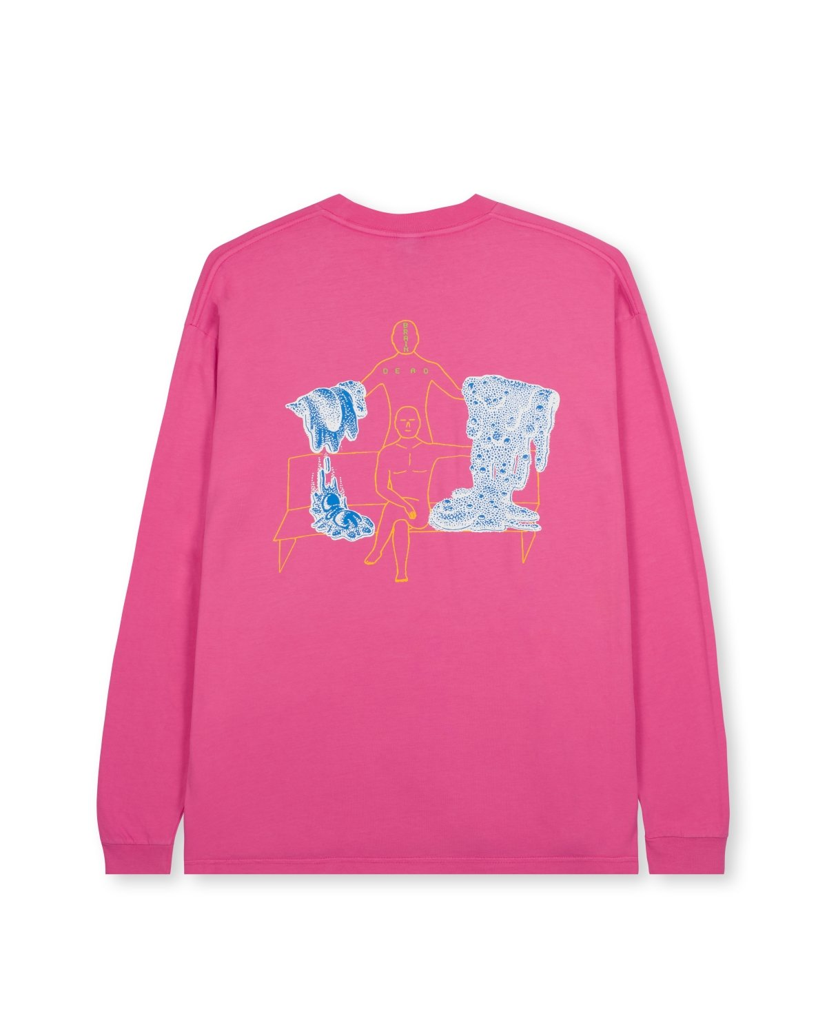 BRAIN DEAD GOOP LONG SLEEVE