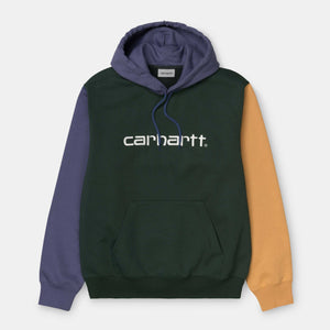 CARHARTT HOODED TRICOL SWEATSHIRTS