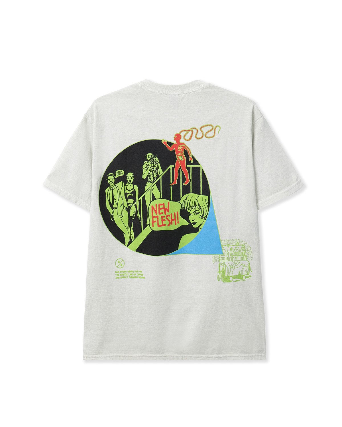 BRAIN DEAD LAW OF CAUSE S/S TEE