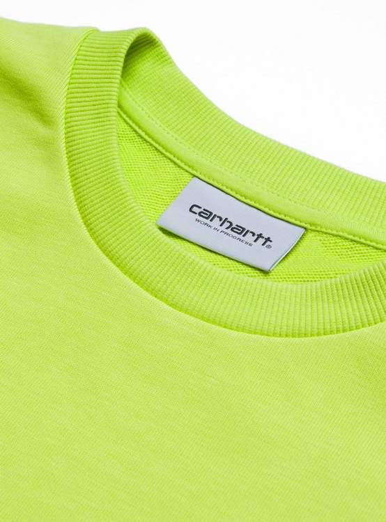 CARHARTTT SCRIPT EMBROIDERY SWEAT