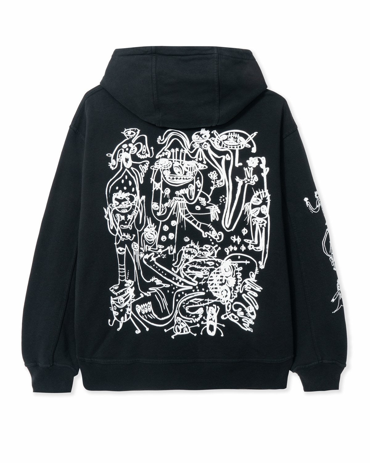 BRAIN DEAD P&TY HOODED SWEAT