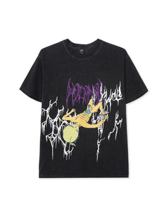 BRAIN DEAD MATT LOCK INVASION S/S TEE