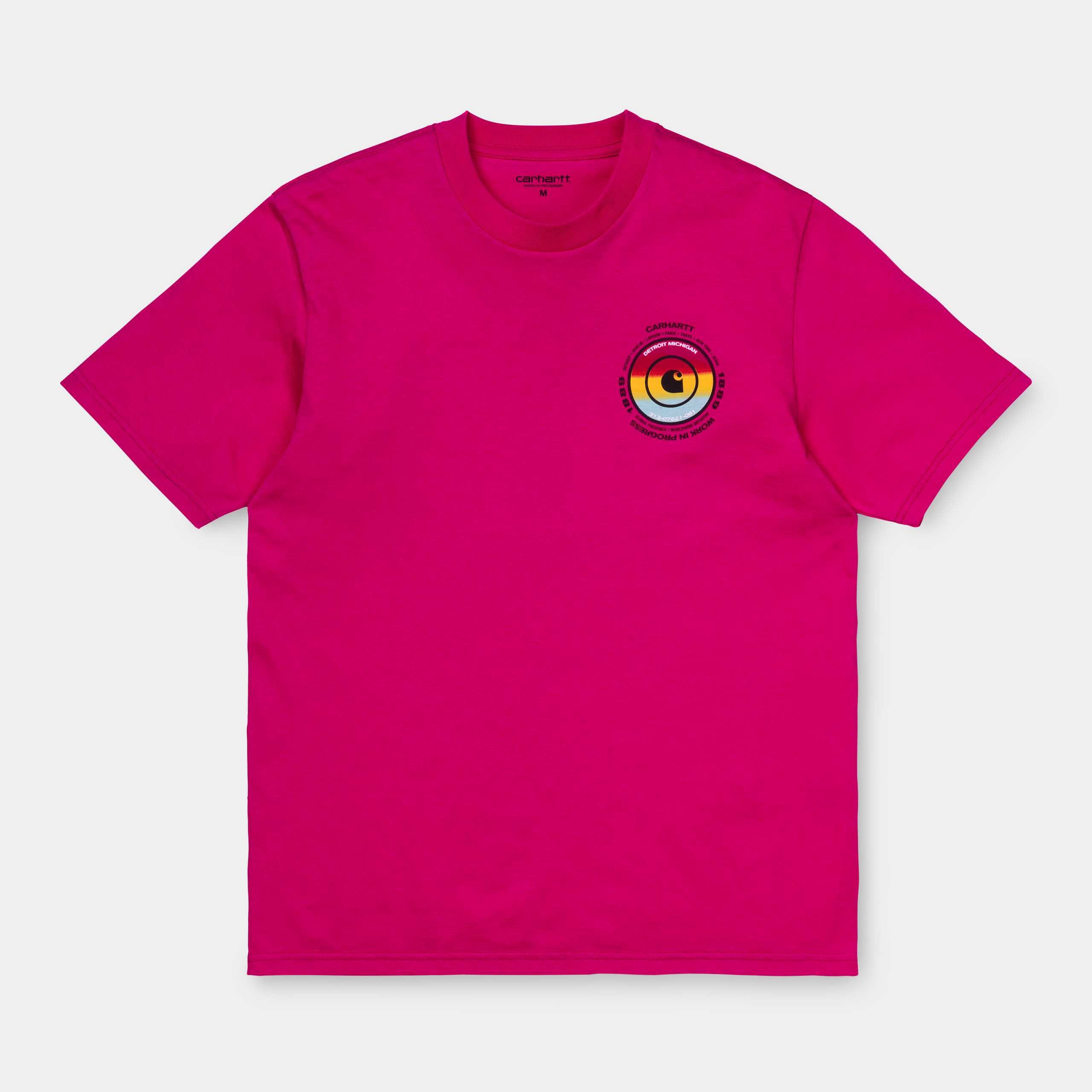 CARHARTT S/S WORLDWIDE T-SHIRT