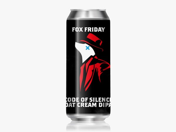 Code of Silence Oat Cream IPA