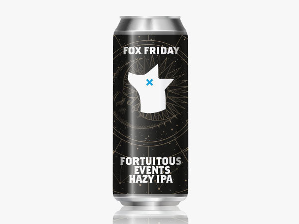 Fortuitous Events Hazy IPA