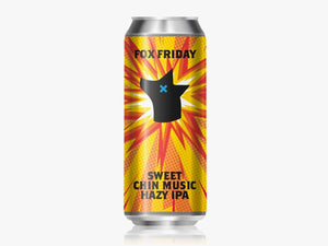 Sweet Chin Music Hazy IPA