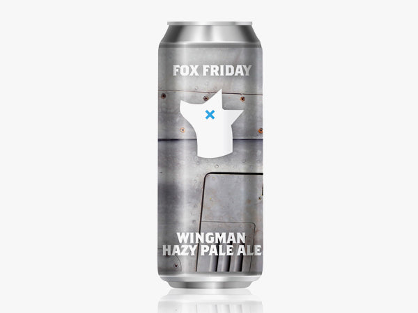 Wingman-Hazy-Pale-Ale-fox-friday-craft-brewery-moonah-tasmania