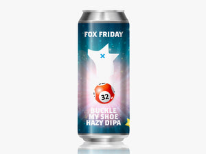 buckle-my-shoe-hazy-double-IPA-fox-friday-craft-brewery-moonah-tasmania