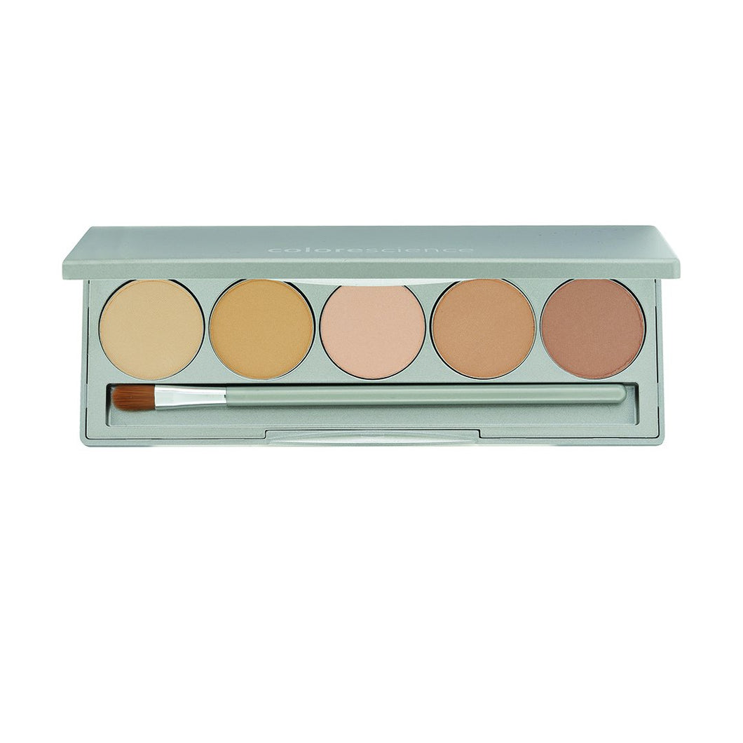 Mineral Corrector Palette Light to Medium