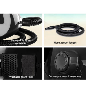 Spray Tan Machine Tent and Spray Gun Kit - HVLP System