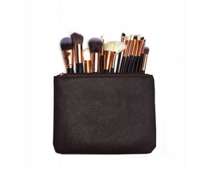 Pro Makeup Brushes Set - 15Pcs