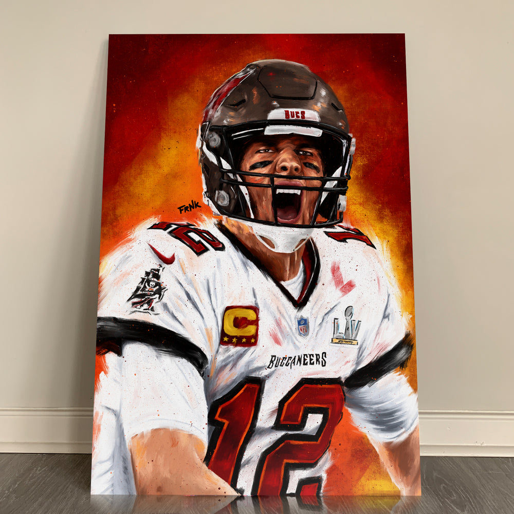 "Tommy 24"" x 36"""