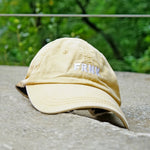 FRNK Dad Hat (Yellow)