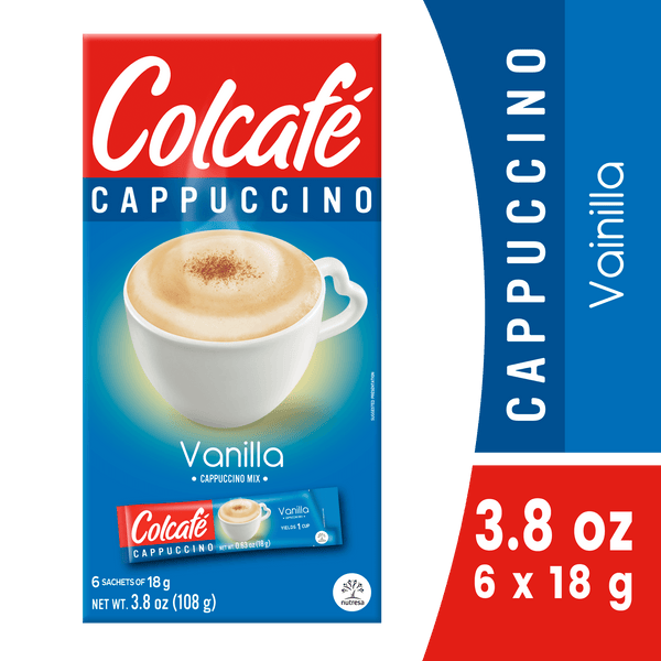BOGO Colcafe Capuccino Vanilla & Saltin Noel Cheese and Butter