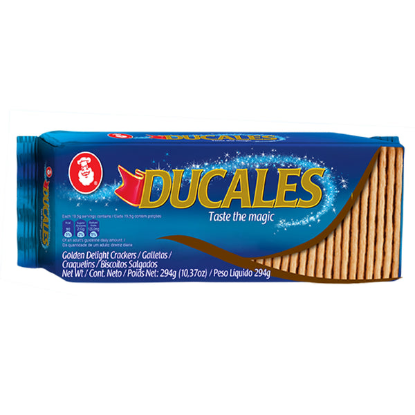 Ducales Crackers Pack 10.37 Oz - 2 ct
