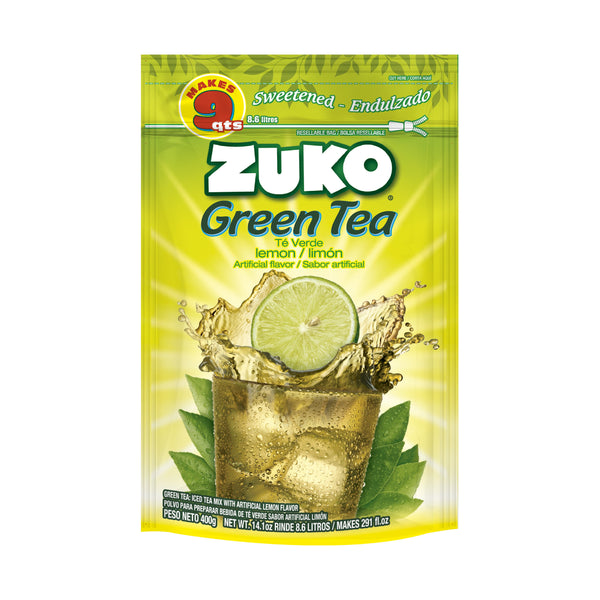 Zuko Green Tea 14.1 Oz