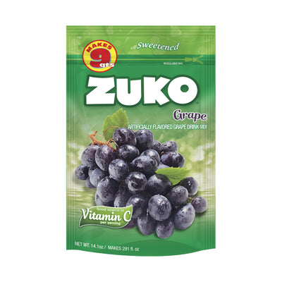 Zuko Grape 14.1 Oz