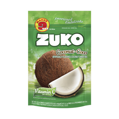 Zuko Coconut 14.1 Oz