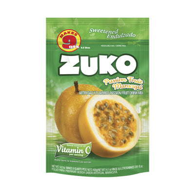 Zuko Passion Fruit 14.1 Oz