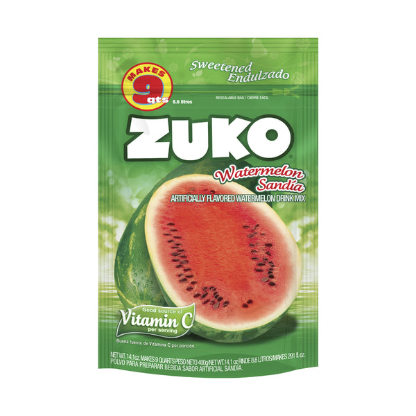 Zuko Watermelon 14.1 Oz