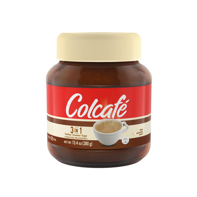 Colcafe 3 In 1 Jar 13.4 Oz