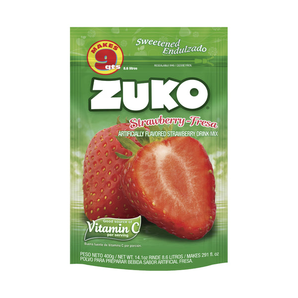 Zuko Strawberry 14.1 Oz