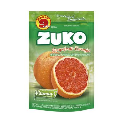 Zuko Grapefruit 14.1 Oz