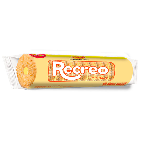 Recreo Cookies Bag 4.98 Oz - 9 ct