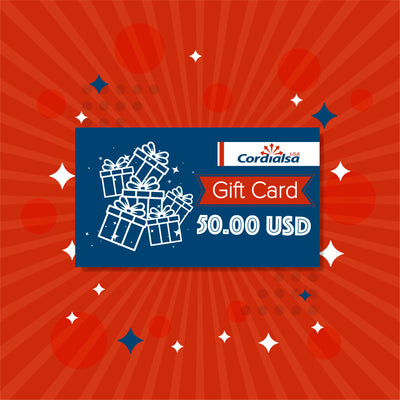 Gift Card $50 USD